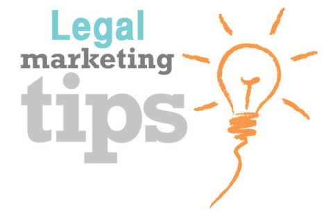 Legal marketing tips